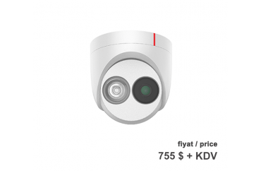 HUAWEİ  C3020-I-P  (3.6mm) 2MP Starlight Infrared Fixed Dome