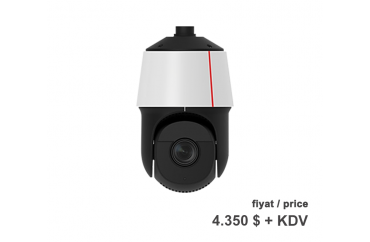 HUAWEİ  C6650-Z33 5MP Starlight Infrared PTZ Dome